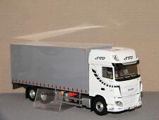 Camion remorque DAF Xf2017 Transports STB ELIGOR 1/43 ref 116404