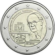 Belgien 2 Euro 2019 EMI Europäisches Währungsinstitut Gedenkmünze Stempelglanz