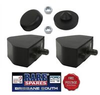 HOLDEN HZ WB UPPER & LOWER FRONT BUMP STOPS FITS ALL INC GTS STATESMAN PREMIER