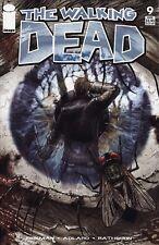 The WALKING DEAD #9 Image Comics Robert Kirkman TV Series Zombies RARE 1ST PRINT