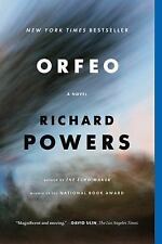 Orfeo by Richard Powers (2014, Paperback)