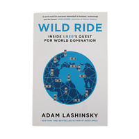 Wild Ride Inside Uber's Quest for World Domination NEW Fast & Free P&P