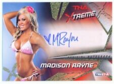 "MADISON RAYNE ""AUTOGRAPH CARD /99"" KNOCKOUT TNA XTREME"