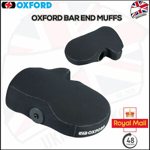 Oxford Motorcycle Bar End Muffs Motorbike Scooter Winter Hand Muff