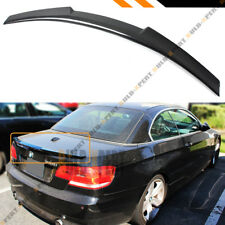 M4 STYLE CARBON FIBER TRUNK SPOILER WING FOR 07-13 BMW E93 328i 335i CONVERTIBLE