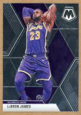 2019-20 Panini Mosaic LeBron James Base Los Angeles Lakers #8