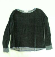 Two by vince camuto sweater small black pullover