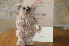 Steiff Limited Edition GRIZZLY ORSO TED