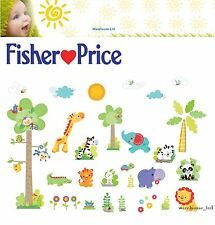 Funtosee-fisher price rainforest nursery wall sticker make over kit