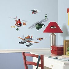2 DISNEY PLANES FIRE AND RESCUE 29 Wall Decals Dusty Dipper Room Decor Stickers