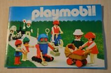 7231 playmobil folder brochure leaflet prospekt 1984 SMALL