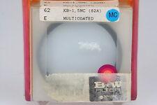 B + W, filtro de corrección kb-1, 5mc (82a), ø62mm en OVP
