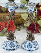 Deko-Kerzenleuchter im Antik-Stil mit mittlerer Bundhöhe