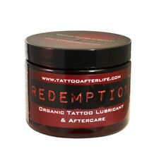 Redemption Tattoo Lubricant And Aftercare 6 Ounce Organic Free Shipping
