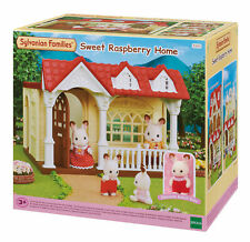 Sylvanian Families Sweet Raspberry Home 5393 Childrens Role Play Toy Ages 3+