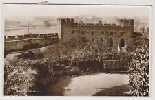 Shropshire postcard - Shrewsbury Castle - RP - P/U 1944