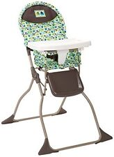 Simple Fold High Chair, Compact fold great for taking on the go