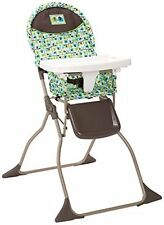 Simple Fold High Chair, Compact fold great for taking on the go by Cosco
