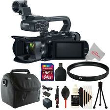 Canon Xa11 Compact Full Hd Camcorder-Pal + Uv Filter Accessory Kit