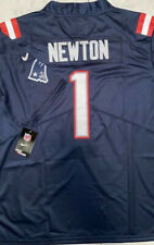 Cam Newton New England Patriots Men's stitched jersey