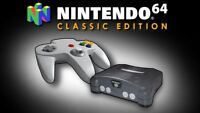 N64 Retro System - New 8 Core System w/2GB of Ram All 300 N64 Games