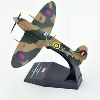 1/72 1941 Supermarine Spitfire MK Vb Fighter Diecast Airplane Aircraft Model Toy