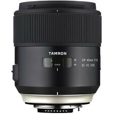Tamron 45mm f/1.8 SP Di VC USD Lens for Nikon