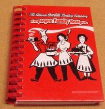 The Atlanta Coca-Cola Bottling Company Employee Family Recipes Cookbook 2002