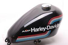 75XLRWB 1975 Harley AMF Ironhead Sportster Peanut Gas Tank DECALS XLH XLCH 1000