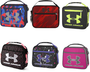 Under Armour Lunch Box Cooler Thermos Travel Food Bag Kids School