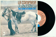 "JACK JACKSON - La Comparsa (1977 HOLLAND SEXY NUDE PS NEAR MINT VINYL SINGLE 7"")"