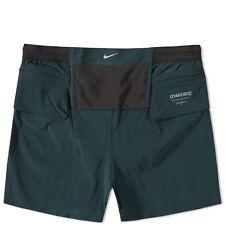 Nike x Undercover Gyakusou Dri-Fit Woven Racer Short Teal Size M 811230 400