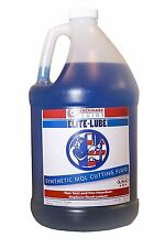 BENCHMARK FLUIDS ELITE-LUBE SYNTHETIC MQL CUTTING FLUID & COOLANT   ONE GAL JUG