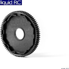 Xray XRA365875 composite 3-pad slipper clutch spur gear 75t / 48