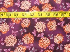 "Andover Fabrics-""Asian Splendor"" Coll. Purple - BTY"
