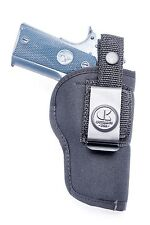 Colt Defender Series 90 45ACP | Nylon IWB Conceal & OWB Outside Combo Holster.