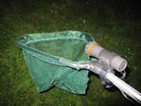 Beleuchtung f. Kescher + Rute Nachtangeln Feeder Spinnfischen Zander Karpfen