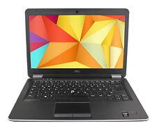 Dell Latitude E7440 Core i7-4600U 8Gb RAM 256GB SSD Windows10 HD TFT De.Backlit