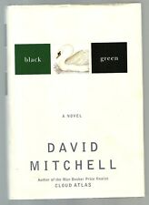 Black Swan Green by David Mitchell (2006, Hardcover) 1st Edition 1st Printing