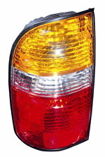 New Left Tail Light Assembly - Fits 2001-2004 Toyota Tacoma Pickup Driver Side