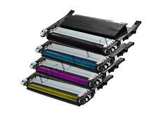 KIT 4 Toner Compatibile per Samsung CLP-360 365W  Xpress C410W C460W C460FW 406S