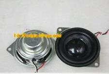 "2pcs 2""inch 52MM 8ohm 10W Full range speaker sound column Loudspeaker Neodymium"