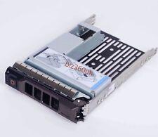 """3.5"""" Tray Caddy w/2.5"""" Adapter Bracket Dell 9W8C4 Y004G F238F R730 R530 T330 430"""