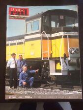 La vie du rail n°1611 du 2/10/1977