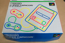 Nintendo Super Famicom System Console Japanese JPN Japan * BRAND NEW (Tested)