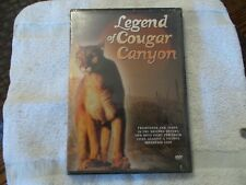 Legend of Cougar Canyon (DVD, 2002) NEW