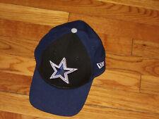 NEW ERA 39THIRTY DALLAS COWBOYS FOOTBALL  MEDIUM-LARGE FITTED BASEBALL CAP EXC.