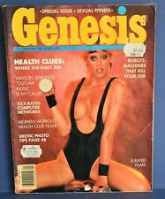 GENESIS MAG SPECIAL FITNESS ISSUE JANUARY
