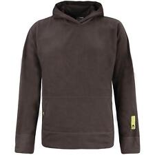Nike Womens Hoodie Pullover Jumper Fleece Sweatshirt Brown 222431 200