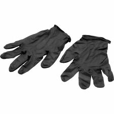 Mechanic Nitrile Gloves Powersports Shop Motorcycle Automotive Work Glove 10pk